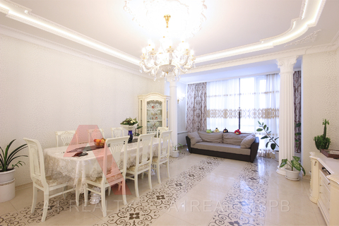 Пп элитная квартира 148 кв.м. дорогой ремонт мебель техника - Фото 1