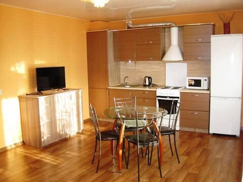 Сдается Евродвушка в новом кирпичном доме в г. Тюмень - Фото 3