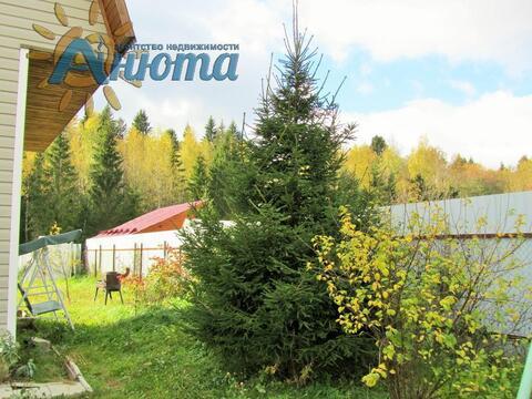 Продается дача с выходом в лес в черте города Балабаново - Фото 3