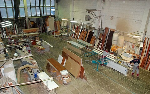 Производственно- складкское помещение на Батюнинском пр-де - Фото 1