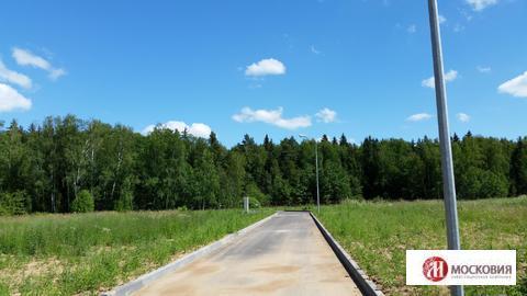 Земельный уч. 13 соток ИЖС, н.Москва, 25 км от МКАД Калужское шоссе - Фото 2