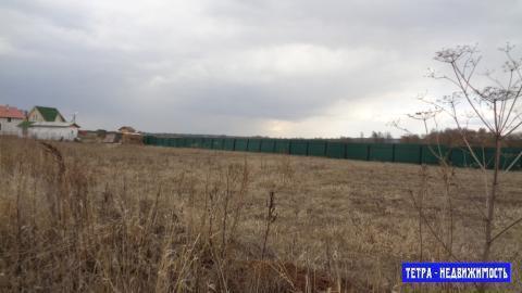 Земельный участок 10 соток, ИЖС, д.Бабенки - Фото 3