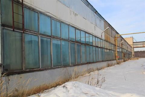Продам производственный комплекс 22 000 кв.м. с жд веткой - Фото 1