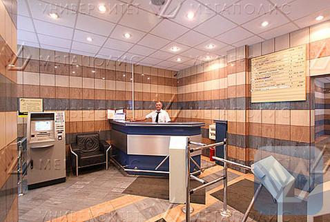 Сдам офис 560 кв.м, бизнес-центр класса B «Бакунин» - Фото 4