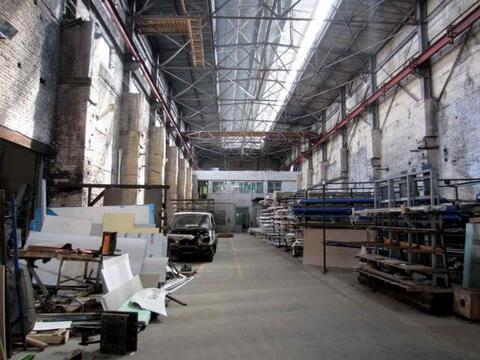 Продаю склад/пр-во, 1500 м2 на ул. Памирская - Фото 1
