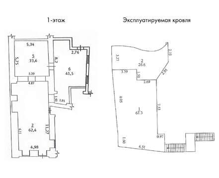 Продажа арендного бизнеса 137.5 кв.м, м.Арбатская - Фото 2