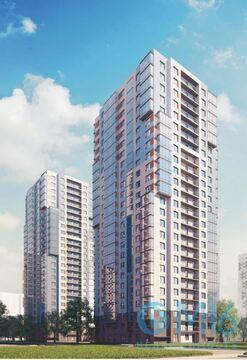 Продажа 3-комнатной квартиры 74.54 м2 в Калининском районе - Фото 2