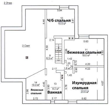 Продаю евроусадьбу 286м2 вблизи г.Гродно , 90км от Беловежской пущи - Фото 5