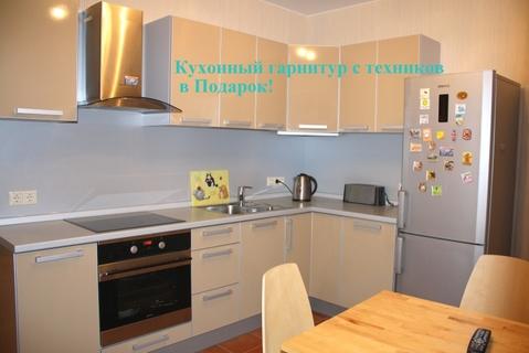1к квартира Афанасьевская , д 1 - Фото 3