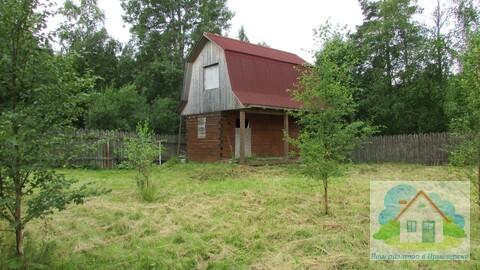 Садовый участок с домиком, крайний к лесу - Фото 1