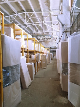Аренда - отапливаемое помещение 1200 м2 под склад или производство - Фото 1