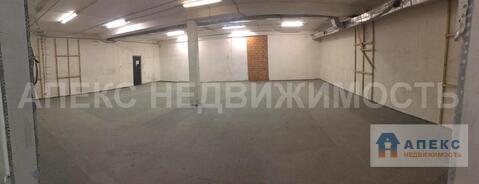 Аренда помещения пл. 535 м2 под склад, м. Перово в складском .
