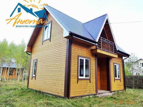 Продается двухэтажный новый дом вблизи деревни Сатино Боровского район - Фото 3