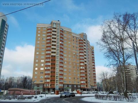 4 комнатная квартира, Зеленоград, корпус 847 - Фото 1