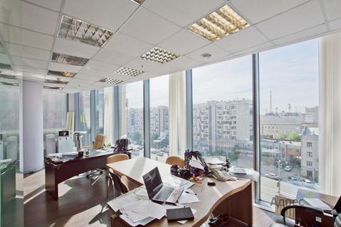 Офис с отделкой в БЦ Высоцкий на Малышева, 51 - Фото 4