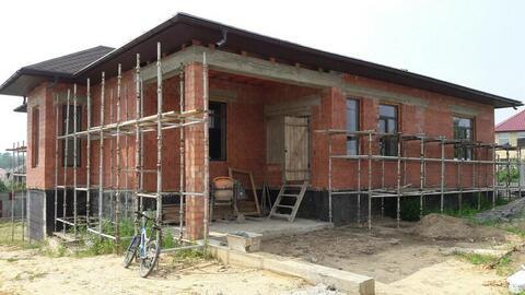 Кирпичный дом в 10 км от МКАД: д. Лапшинка - Фото 1