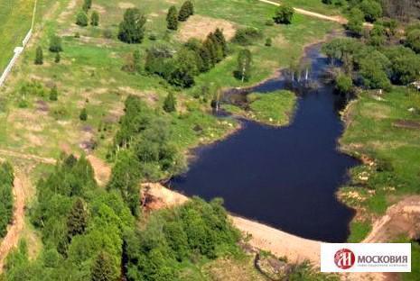 Участок 15 соток у озера в охраняемом поселке, 38 от МКАД по Киевскому - Фото 2