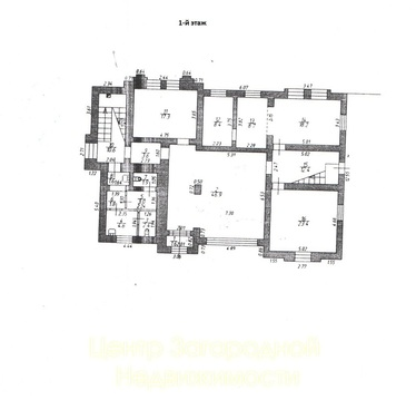 Отдельно стоящее здание, особняк, Новорязанское ш, 90 км от МКАД, . - Фото 2