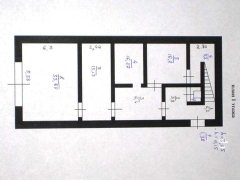 Продажа двухэтажного отдельно стоящего здания 84,7 кв.м. - Фото 4