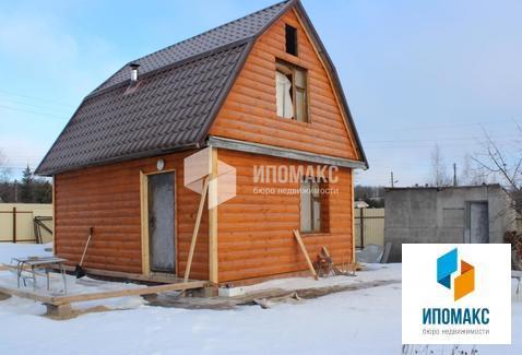 Продается дом 40 кв.м, участок 10 соток, д.Зверево , г.Москва - Фото 2