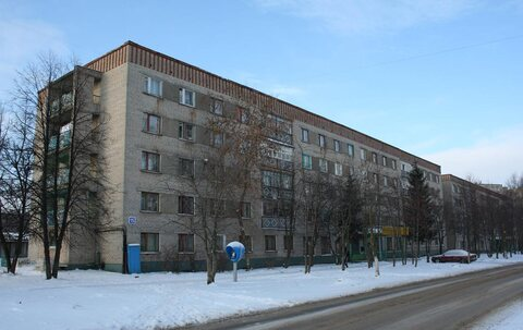 Комната-секционка квартирного типа на Кривова Чебоксары сзр