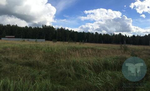Земельный участок в д. Ожигово. - Фото 1
