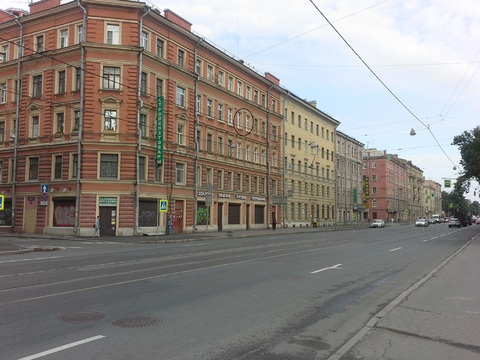 Комната 25 метров. Елизаровская - Фото 1