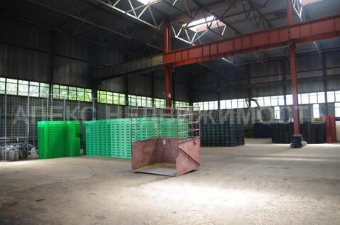 Продажа производства пл. 14000 м2 м. Нагатинская в складском комплексе . - Фото 1