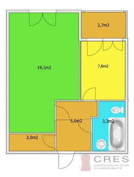 Продажа квартиры в Затоне - Фото 1