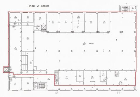 Сдам склад пр-во (пищевое) 1850 кв.м, 2-й эт. Без комиссии - Фото 5