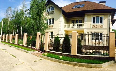Продаю кирпичный коттедж 400 кв.м. Троицк. - Фото 4