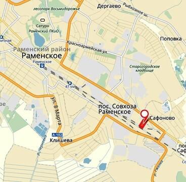 Продажа производств-складской базы 3085 м2 в Раменском, Шоссейная 13 - Фото 4
