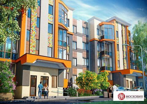 Продажа 2-х комнатной квартиры в новом малоэтажном ЖК комфорт-класса - Фото 5