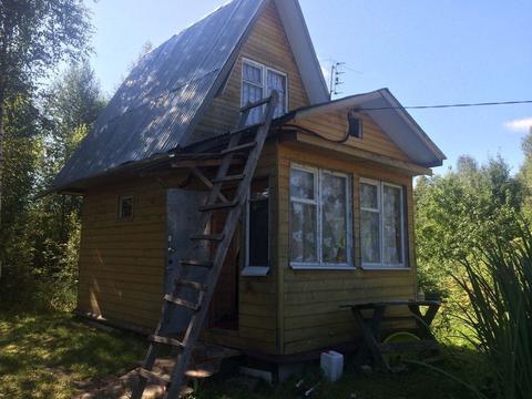 2 дачных домика на участке 520 кв.м. - Фото 1