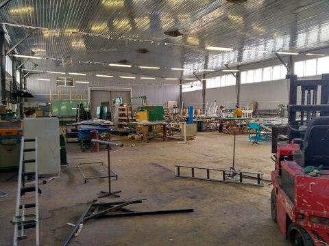Производственно-складское помещение 700 кв.м - Фото 2