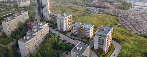 1 комнатная квартира ул.Касьянова дом Гелиос ЖК Солнечный - Фото 1