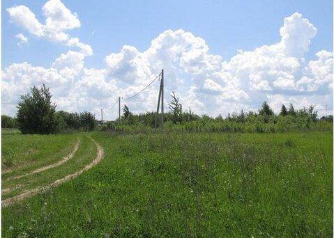 Участок в селе Вельяминово 15 соток лпх - Фото 3