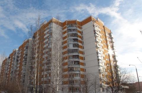 Москва, Чечерский проезд, дом 66 - Фото 1
