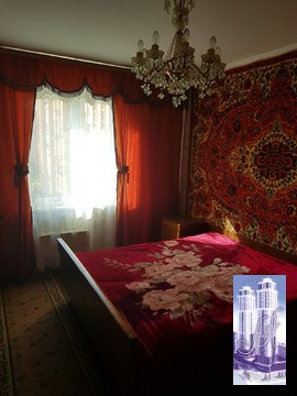Продается 2х комнатная квартира, мкр. Западный г. Домодедово - Фото 1
