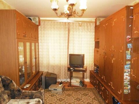 1-комнатная квартира 33м2 (улучшенка). Этаж: 1/5 панельного дома. - Фото 1