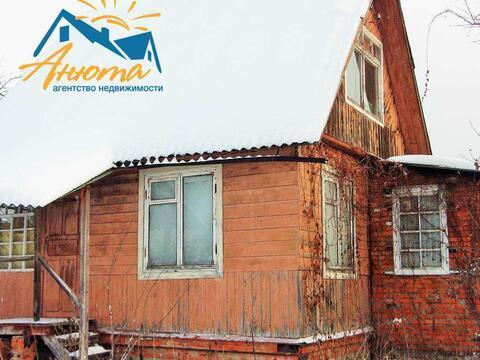 Дачный дом в первой линии у озера в деревне Каверино Боровского района - Фото 1