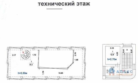Продажа офиса пл. 1465 м2 м. Шаболовская в особняке в Донской - Фото 5