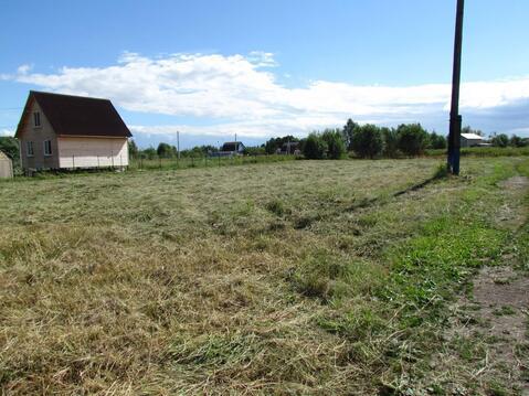 Продается земельный участок в с. Городец Коломенского района - Фото 2