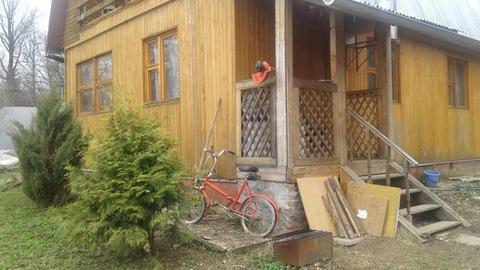 Дом 100 кв м 10 соток Одинцовский район, Лесной городок, ул. Лесная - Фото 1