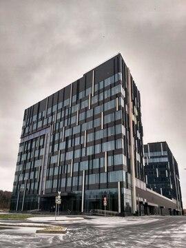Офисное помещение 108 кв.м БЦ джи-10 м.Румянцево - Фото 1