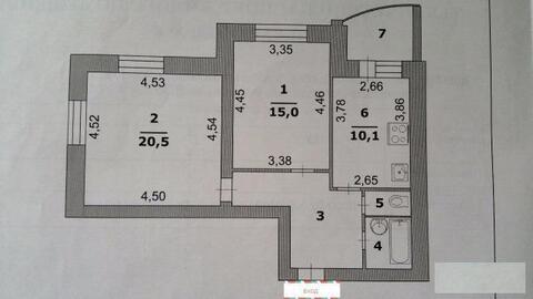 Продажа квартиры, Белгород, Ул. Шумилова - Фото 1