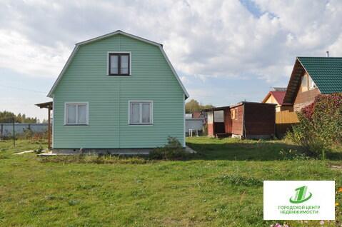 Дача в СНТ Щербово, село Барановское. 65 км до МКАД - Фото 3