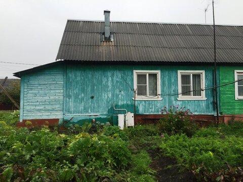 1/2 часть дома. Ленинградское ш. 96 км от МКАД.п. Ямуга - Фото 2
