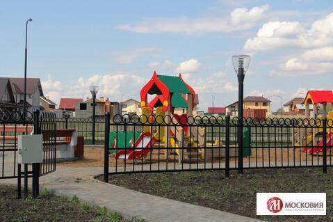 Участок в поселке со своей инфраструктурой, 39 км от МКАД по Киевскому - Фото 5