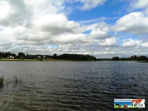 Участок на берегу реки, 24 сотки, МО, Рузский р-н, 100 км от МКАД. - Фото 2